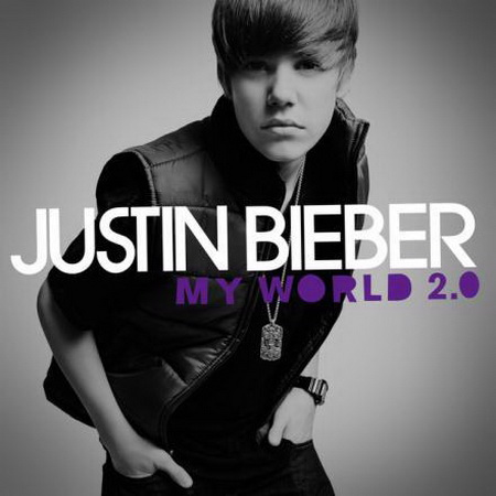 Обложка альбома My World 2.0