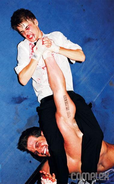 Фотосессия Джастина Бибера для журнала Complex